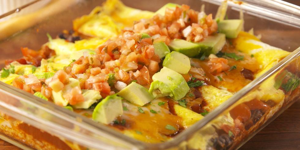50 healthy breakfast ideas easy recipes for healthy breakfasts low carb breakfast enchiladas forumfinder Gallery