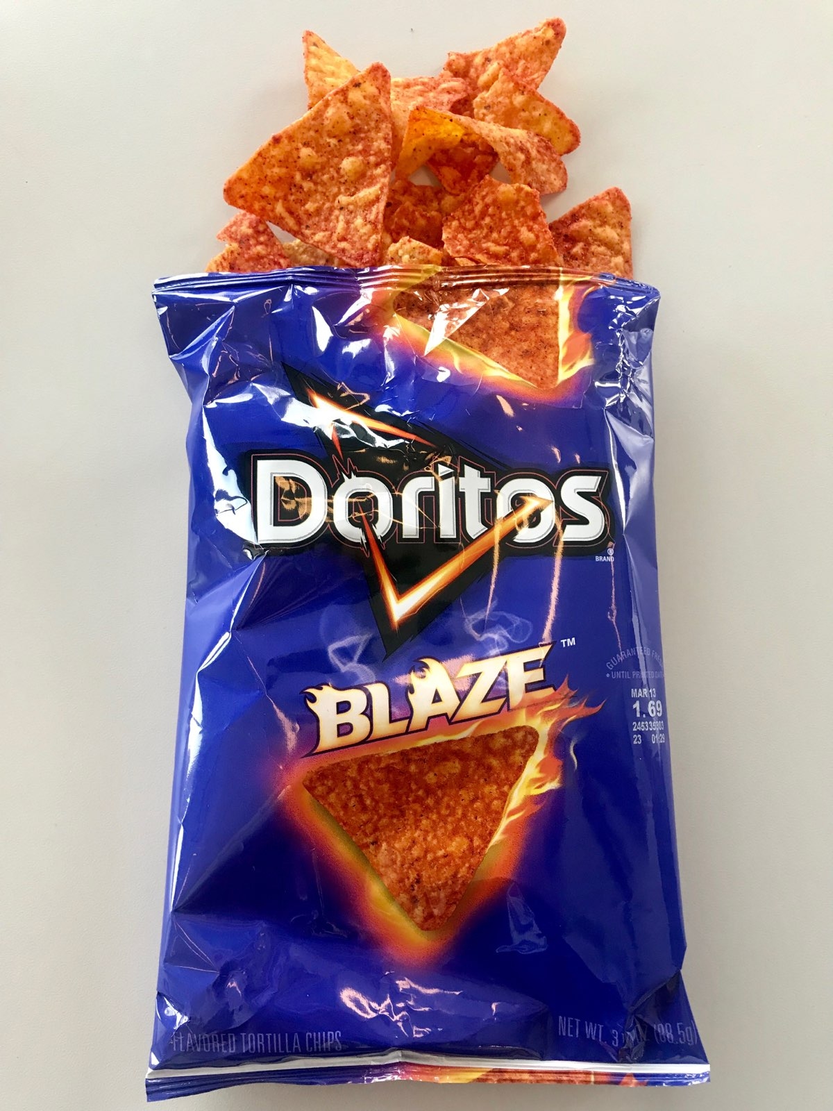 how to make spicy doritos