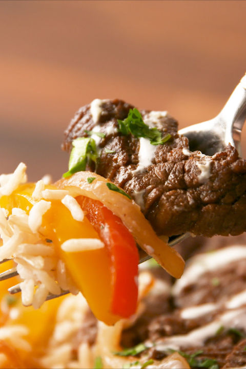 Fajita Bowl Recipe Steak