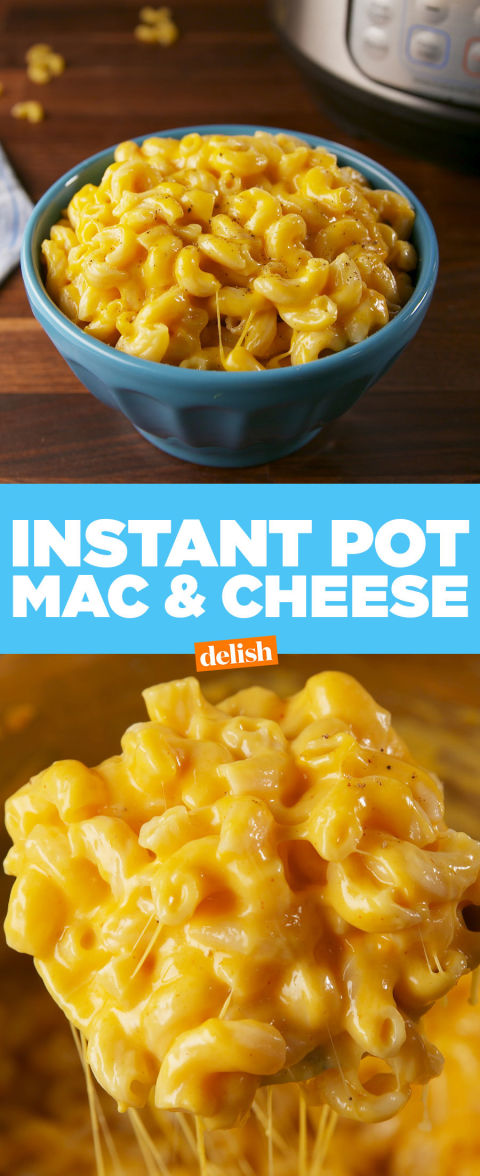 Best Instant Pot Mac Amp Cheese Recipe How To Make Instant Pot Mac Amp Cheese