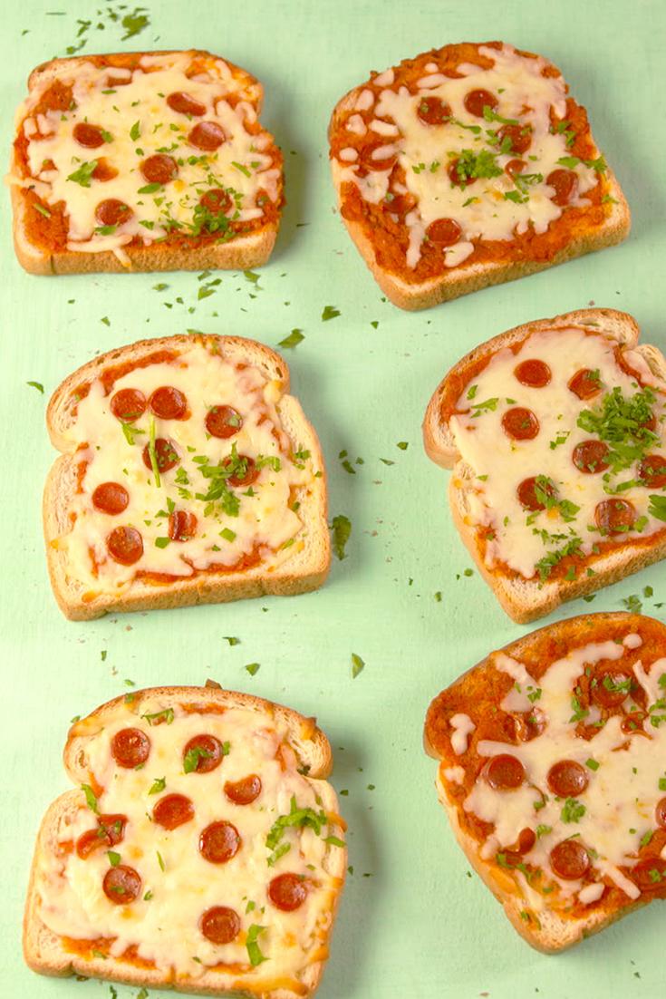 20+ Best Pizza Recipes For Kids-Kids Pizza—Delish.com