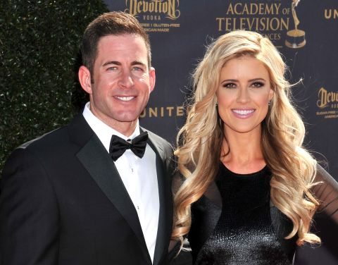 Possible pat lost over 300 pounds by walking to and from for Tarek christina el moussa