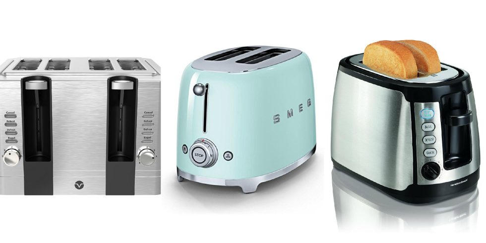 10 Best Toasters Toasters To Buy—Delish