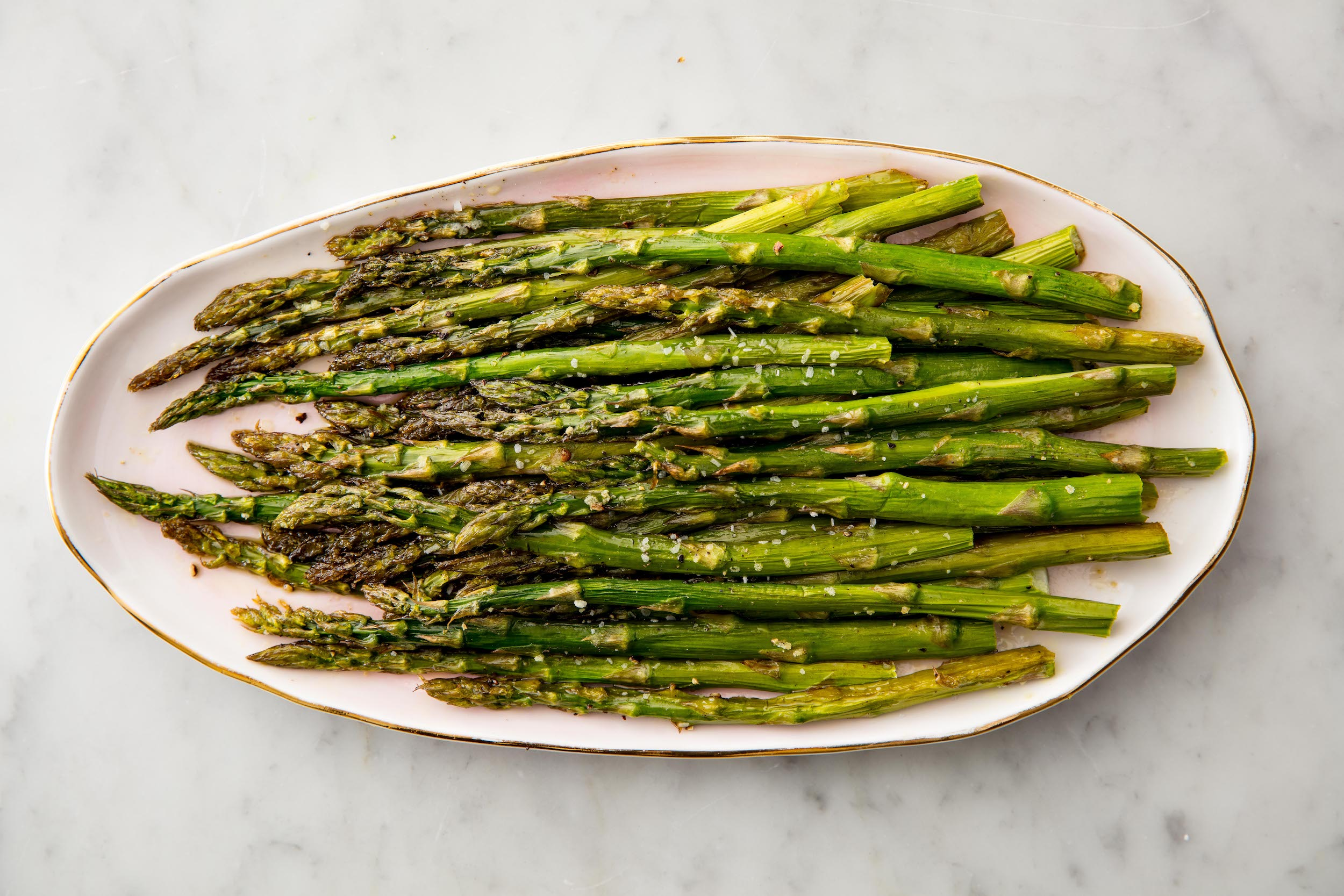 16 Best Oven Roasted Asparagus Recipes How To Bake Or
