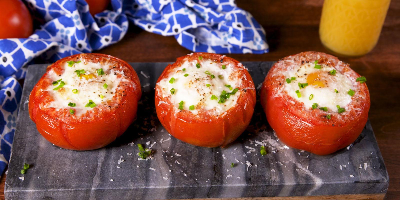Best Breakfast Tomatoes Recipe How To Make Breakfast
