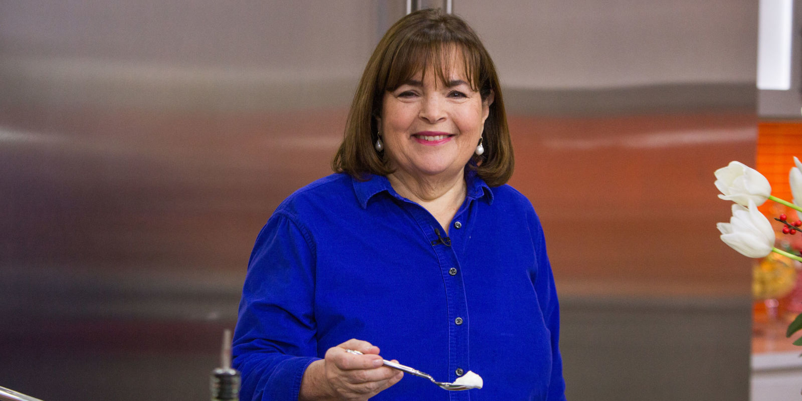 Ina garten 39 s back on tv with new episodes of 39 cook like a pro 39 - Ina garten tv show ...