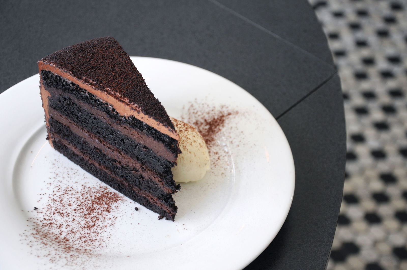New Orleans Blackout Cake Recipe