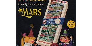 Brand: Forever Yours, Mars Year Launched: 1936 What Made It Great: Dark chocolate and nougat. This chewy, dark-chocolate-covered vanilla nougat bar lined with a layer of caramel was introduced as the Forever Yours Bar by Mars in 1936 and discontinued in 1979. With the news that dark chocolate has health benefits, the bar was reintroduced in 1989 as Milky Way Dark, and eventually renamed (in 2000) Milky Way Midnight bar. Mars executives, please keep it around!