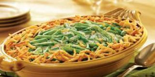 The Story Behind Campbell S Famous Green Bean Casserole