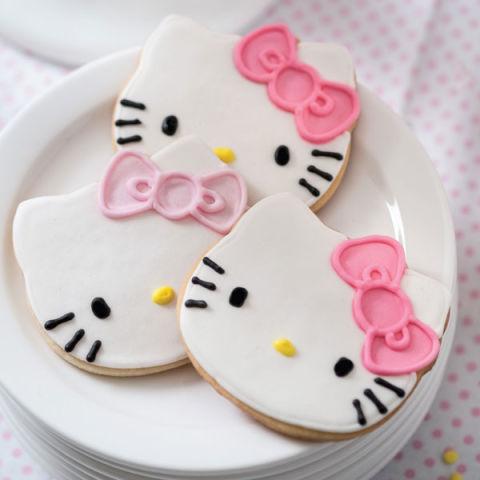 Hello Kitty Desserts - Hello Kitty Recipes