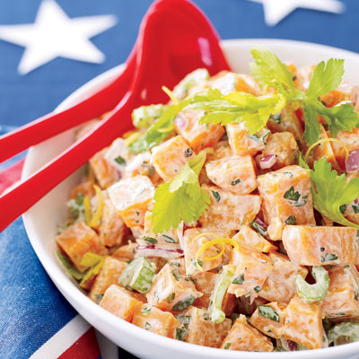 sweet potato roasted sweet potato salad grilled sweet potato salad ...