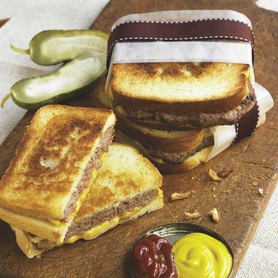 Katie Lee's Logan County Hamburgers Recipes — Dishmaps