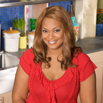 Chef Sunny Anderson Interview