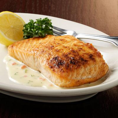 mortons salmon with beurre blanc sauce - Bur Blanc Recipe