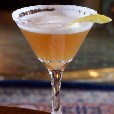 Empress 1908 cocktail recipe for Tea infused vodka cocktails