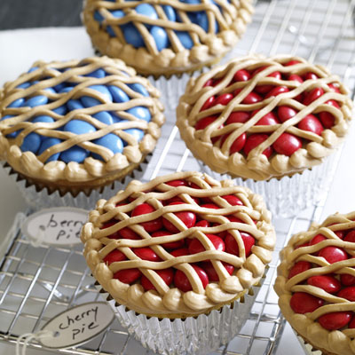 Bake-Sale Pie Cupcake Recipe