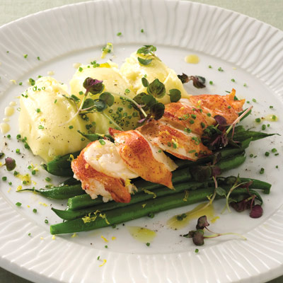Making An Impressive Lobster Dinner Is Easy If You Follow Chef Charlie Trotter S Recipe Recipe