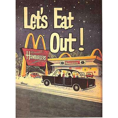 Images of Vintage Food Advertisements - #rock-cafe