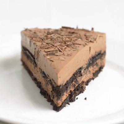 Chocolate Ricotta Icebox Cake Recipe