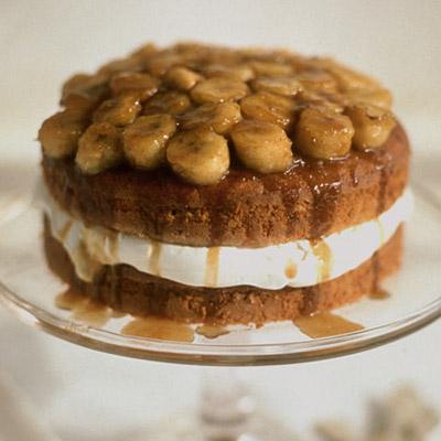 Banana Bourbon Cake Martha Stewart