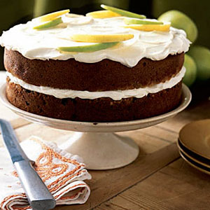 Apple-Cardamom Cakes with Apple Cider Icing recommendations