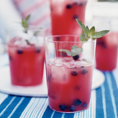 Watermelon-Tequila Cocktails Recipe