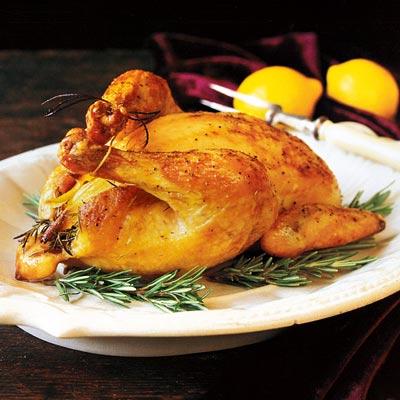 Жаренная курица рецепт фото