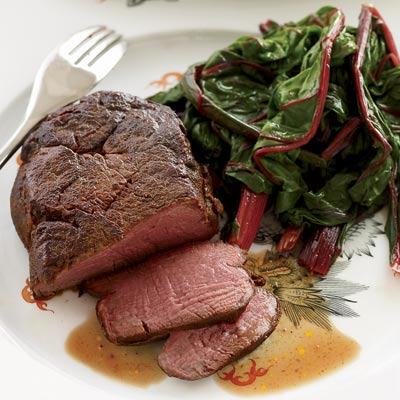 how to cook beef tenderloin steak on the stove