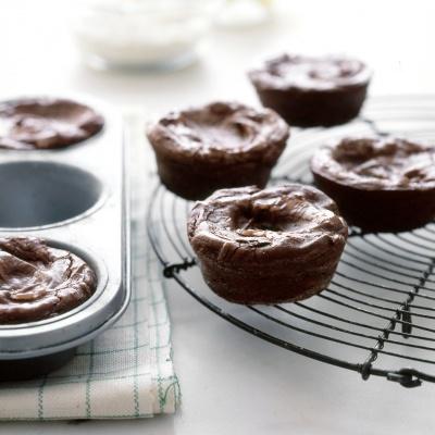 Individual mini cake recipes