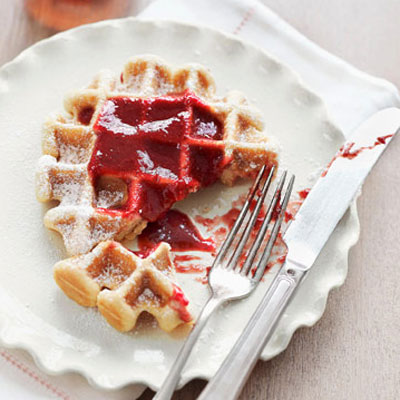 60 best waffle recipes how to make waffles delish forumfinder