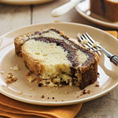 Nutella Swirl Pound Cake Delish