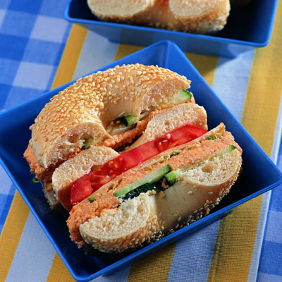 Easy veg sandwich recipes for breakfast