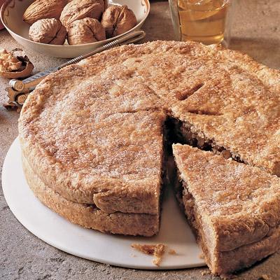 Honey-Walnut Pie Recipe