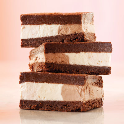 Classic snacks made from scratch neapolitan ice cream sandwiches modern ice cream methods use commercial molds to make the layers but were ccuart Image collections