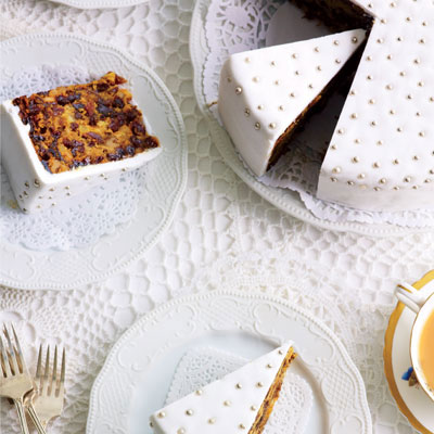 Grand Marnier Christmas Cake Recipes