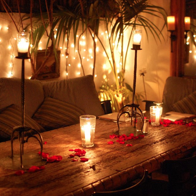 The most romantic restaurants in the world for Romantic restaurants in california