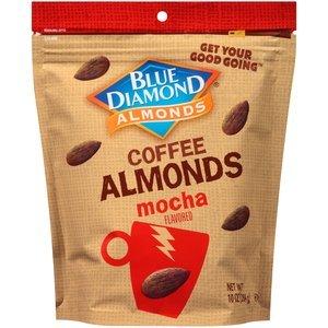 Blue Diamond Coffee Flavored Almonds