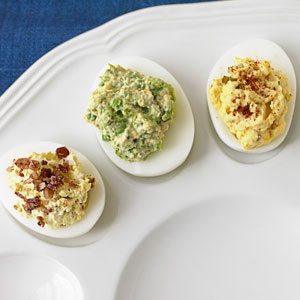Theres No Picnic Fare More Traditional Than The Deviled Egg This Easy Version Pictured