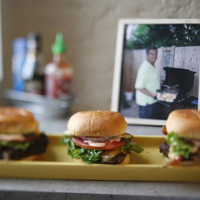 Farmhouse Bacon Cheeseburger Recipe