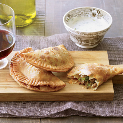 Natchitoches Style Meat Pies Recipe