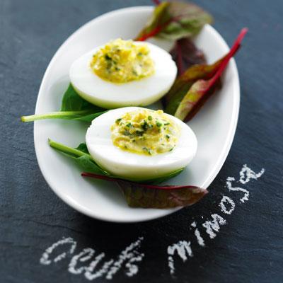 Egg Mimosa Recipe