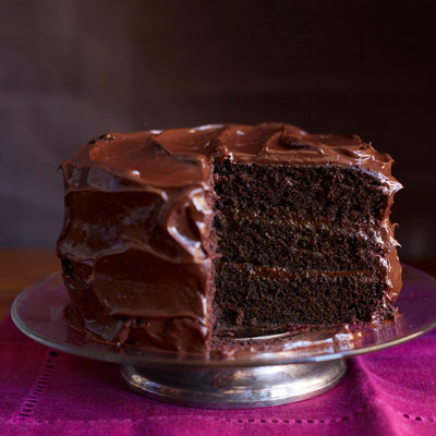 Choclate Layer Cake Recipe From Scratch