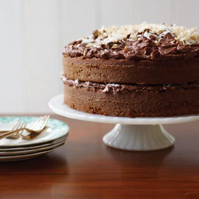 Recipes for choc cake