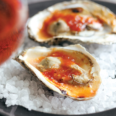 how to get oysters to open up