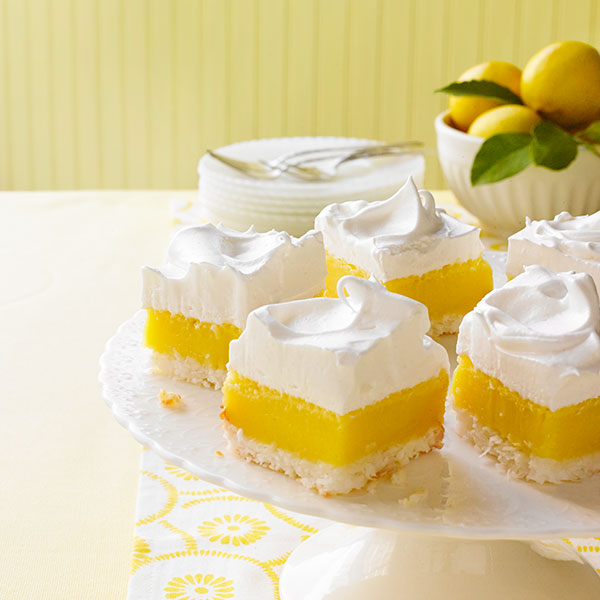 Lemon Bar Recipes - Lemon Squares