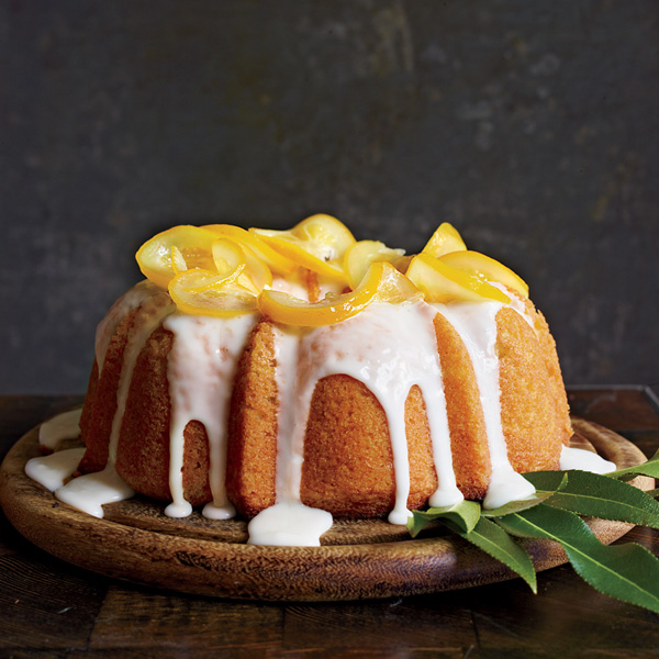 Martha Stewart Meyer Lemon Yogurt Cake