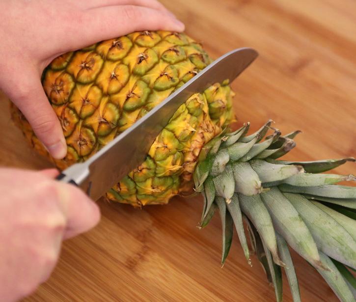 Как растет ананас в домашних условиях фото пошагово