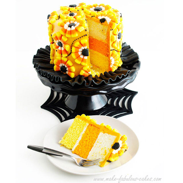20 easy halloween cakes recipes and ideas for decorating halloween cake