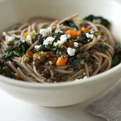 Italian buckwheat pasta recipes