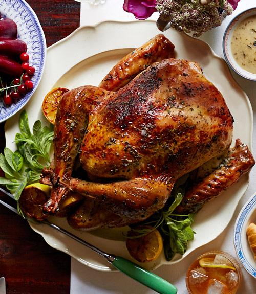 25 Thanksgiving Turkey Recipes Best Roasted Turkey Ideas